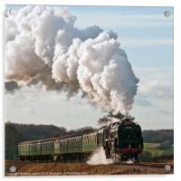 Mid-Hants Railway, Acrylic Print