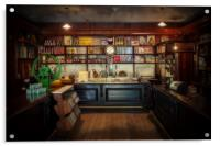 The General Store, Acrylic Print
