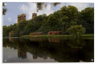 Durham Cathedral, Acrylic Print
