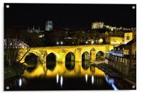 Elvet Bridge, Acrylic Print