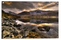 Wast Water, Lake District, Acrylic Print