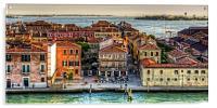 Ristorante Al Redentor, Acrylic Print