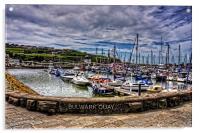 Bulwark Quay, Acrylic Print