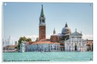 Basilica, Acrylic Print