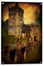 Portal To The Castle, Acrylic Print