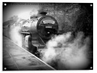 East Lancs Railway. , Acrylic Print