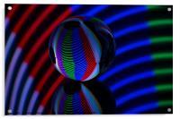 Crystal Ball 2, Acrylic Print