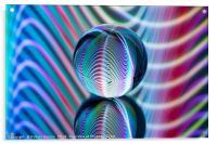 Crystal Ball 6, Acrylic Print