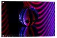 Crystal Ball 7, Acrylic Print