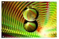 Prismatics, Acrylic Print
