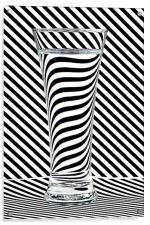 Striped Water, Acrylic Print
