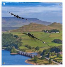 Avro Thunder, Acrylic Print