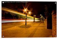 Light Speed, Acrylic Print