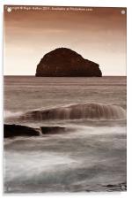 Gull Rock, Acrylic Print