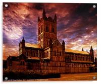 The Abbey, Acrylic Print