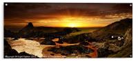 Kynance Cove, Acrylic Print