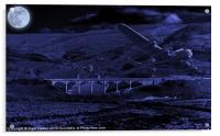 Squadron X, Acrylic Print