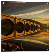 Heavenly Arches, Acrylic Print