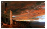 Towanroath Sunset, Acrylic Print