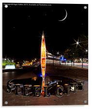 Steel City, Acrylic Print