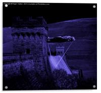 Lancaster Lights, Acrylic Print