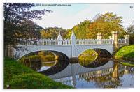 Tournament Bridge, Acrylic Print