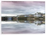 Millport Pier, Acrylic Print