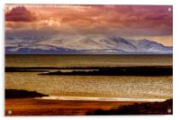 Isle Of Arran, Acrylic Print