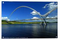 Infinity Bridge, Acrylic Print