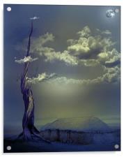Beanstalk 2, Acrylic Print