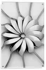 Spoons I, Acrylic Print