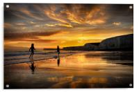 End Of A Perfect Day, Acrylic Print