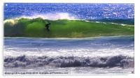Surfers Paradise, Acrylic Print
