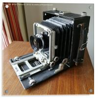 Vintage Camera., Acrylic Print