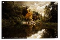 Serenity, Acrylic Print