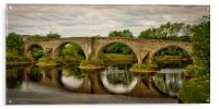 Stirling Old Bridge, Acrylic Print