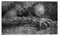 THE SICKNESS, Acrylic Print