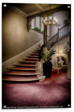 THE STAIRCASE, Acrylic Print