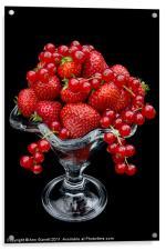 Summer Fruits, Acrylic Print