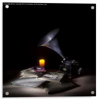 The Phonograph 4 , Acrylic Print