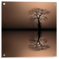 Sentinels, Acrylic Print