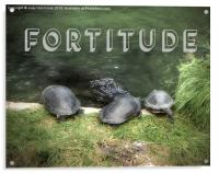 Fortitude, Acrylic Print