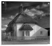 Cobham Gatehouse, Acrylic Print