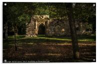 Wallingford Castle, Acrylic Print