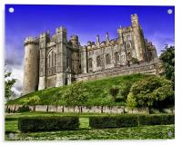 Arundel Castle, Acrylic Print