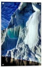 Iceberg Giant, Cape Roget, Antarctica, Acrylic Print