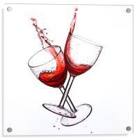 Cheers, Acrylic Print