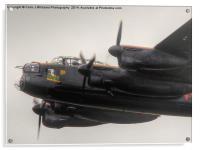 Thumper Fast And Low - Shoreham 2014, Acrylic Print