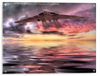 Vulcan Farewell, Acrylic Print