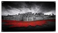 Tower of London Remembers. , Acrylic Print